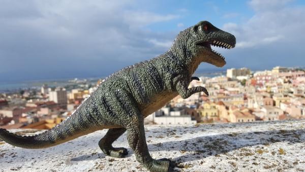 dinosauri a Cagliari